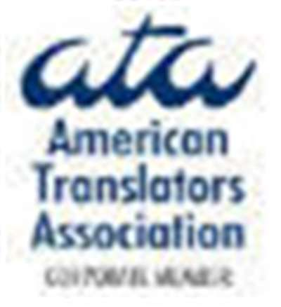 Logótipo da American Translators Association